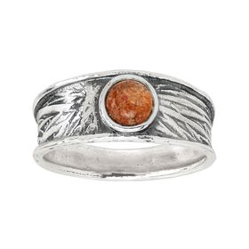 Sunburst Heart and Sol Ring