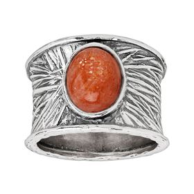Sunburst Calypso Ring