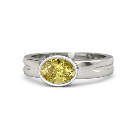 Ella Ring (7mm gem)