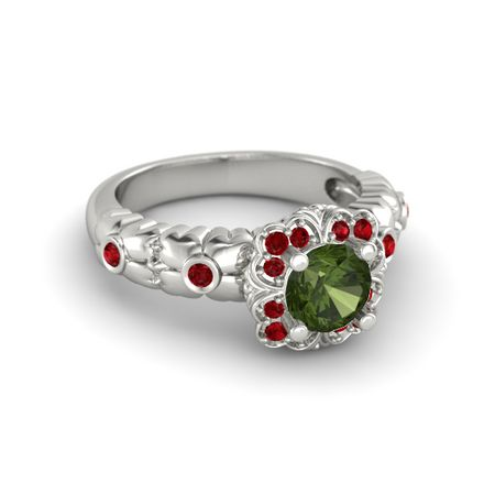 Garden Treasure Ring