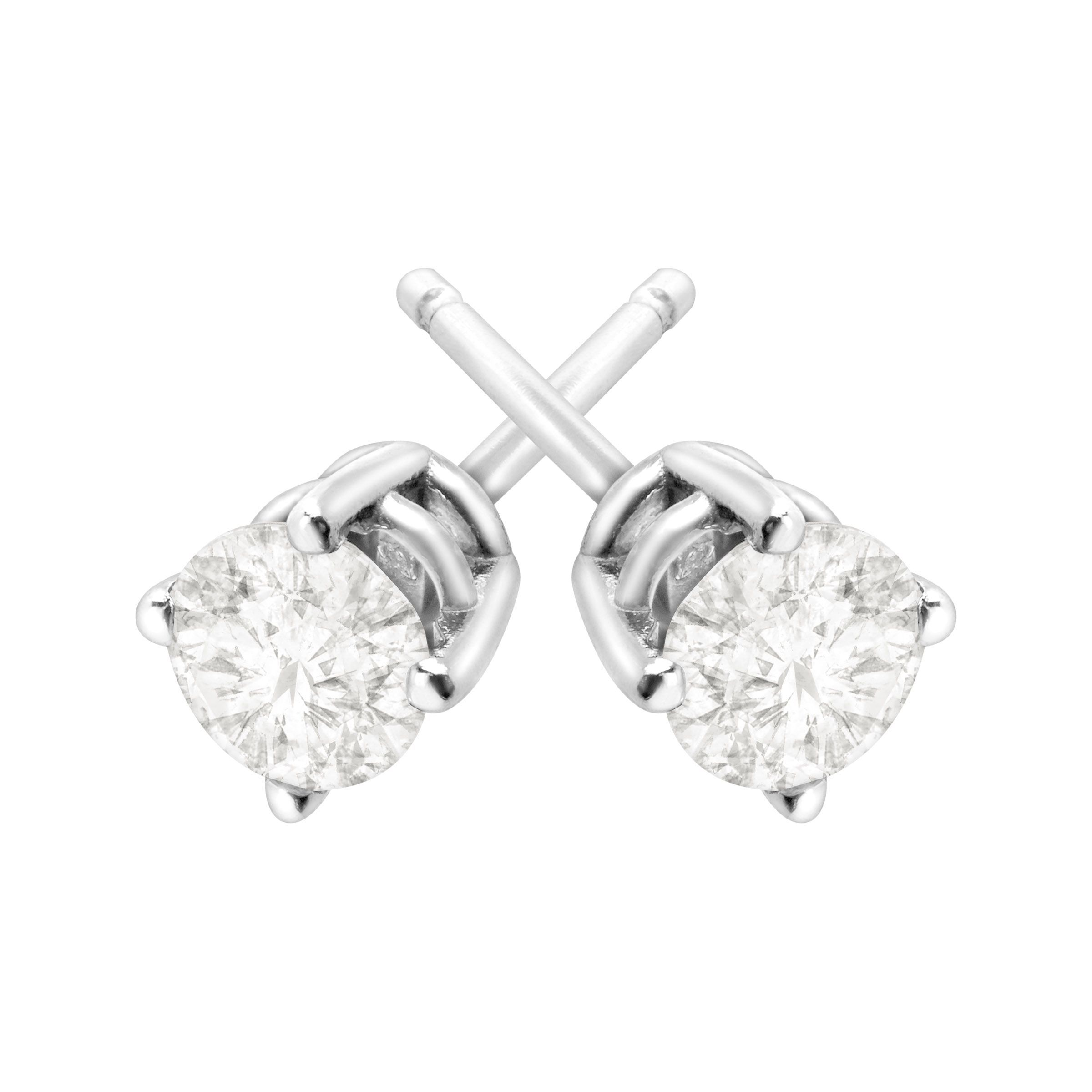 studs stud at all diamond shapes sizes and earrings the in