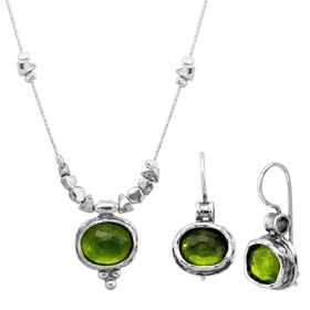 Daintree Pendant & Earrings Set