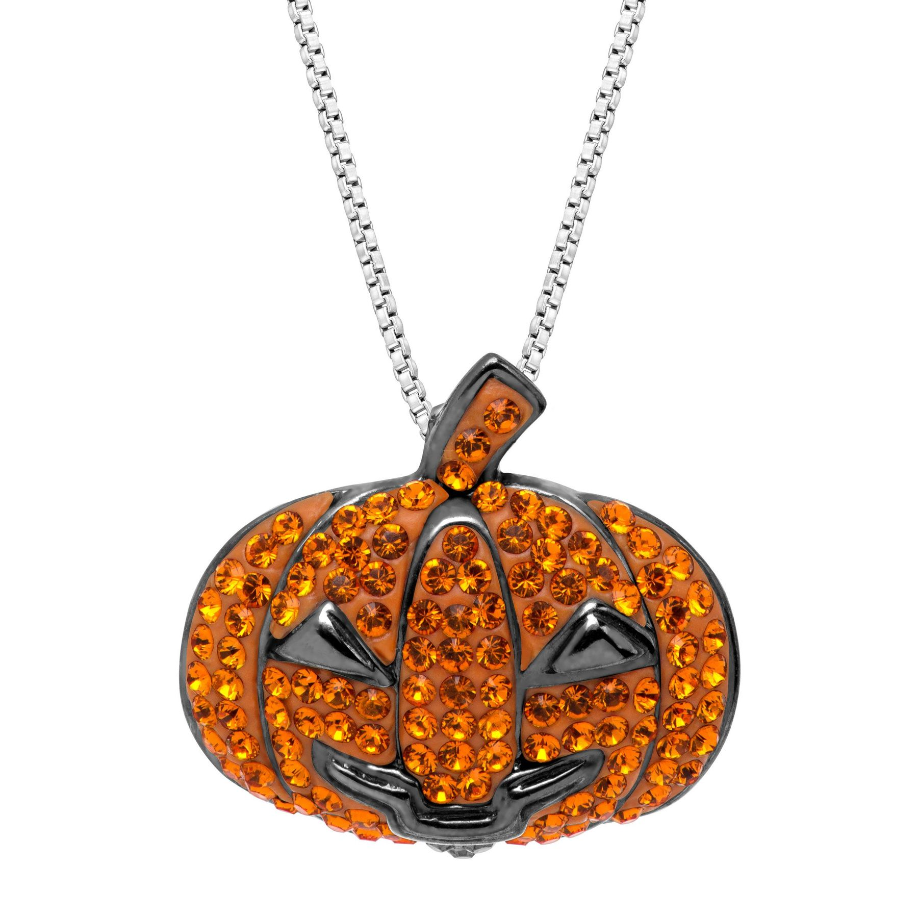 Halloween Swarovski Crystal Pendants at Jewelry.Com