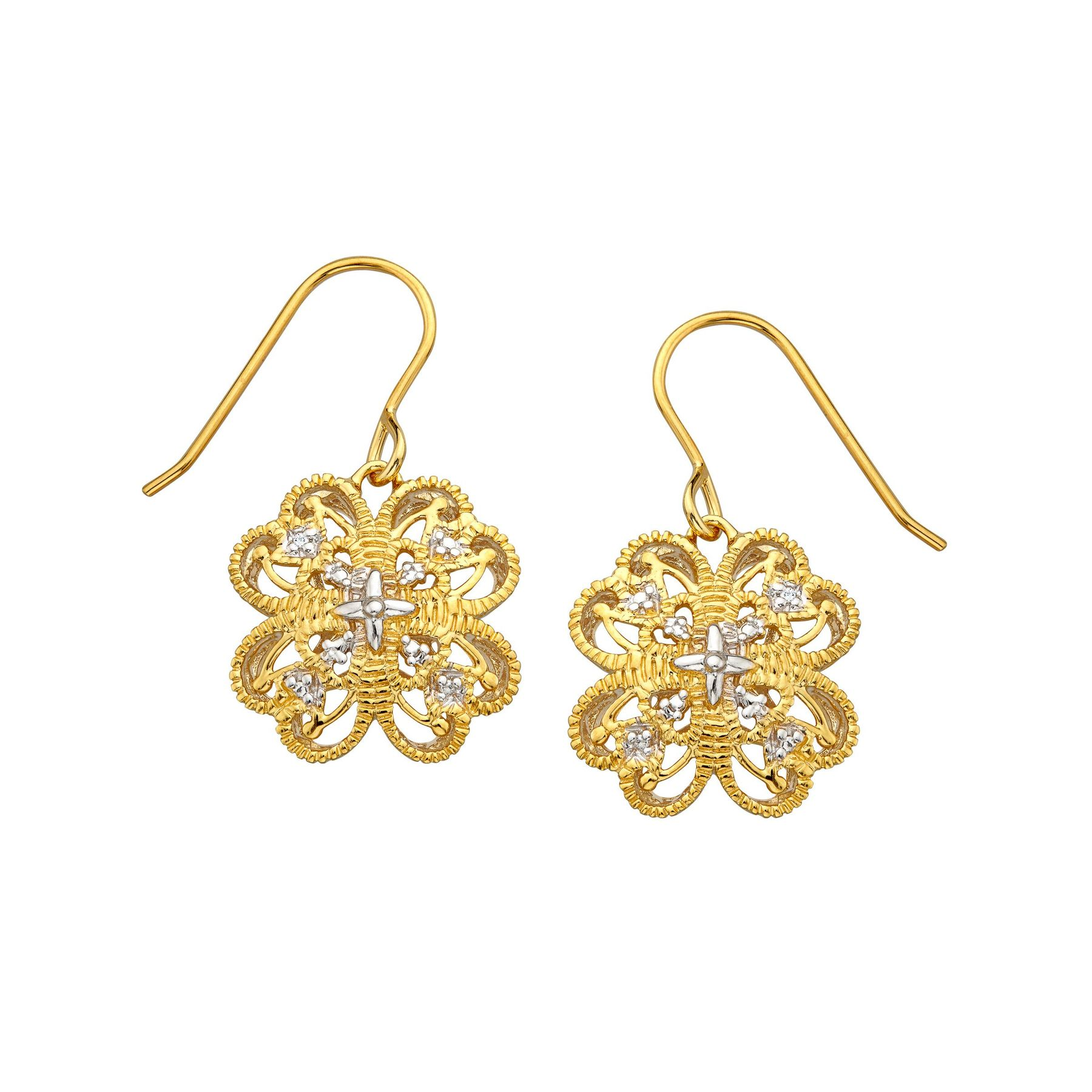 com with filigree dp coral earrings jewelry tone drops jay kenneth lane amazon gold