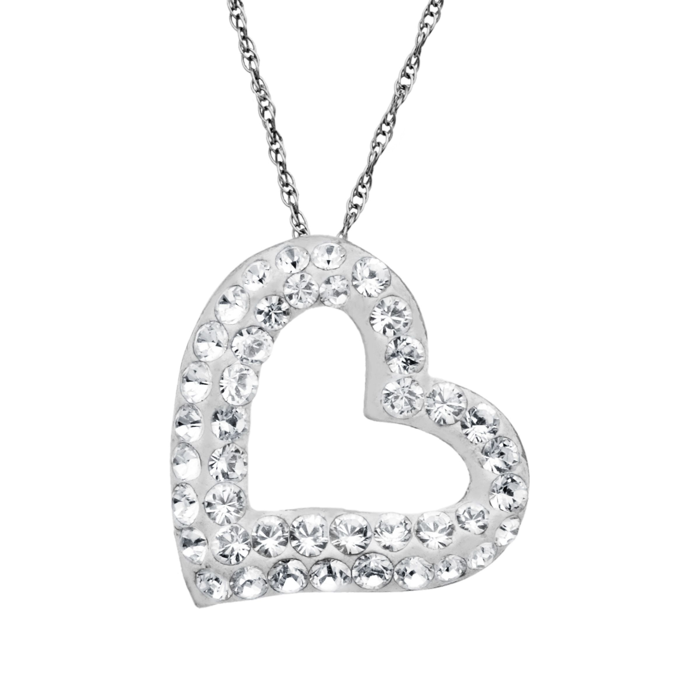 necklace introduces jewelry exquisite heart jewelers open seymour jane kay hearts