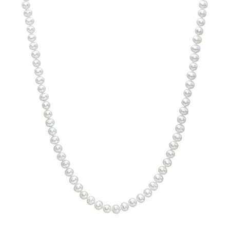 Girl's 5.5-6 mm Pearl Necklace