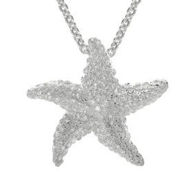Small Starfish Pendant