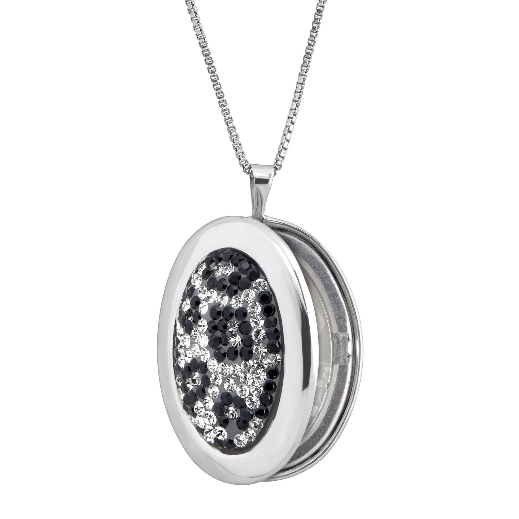 co with uk chain embossed ornami jewellery dp design cm locket amazon silver lockets mum sterling
