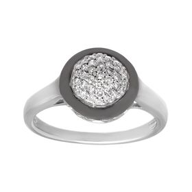 1/4 ct Diamond Circle Ring