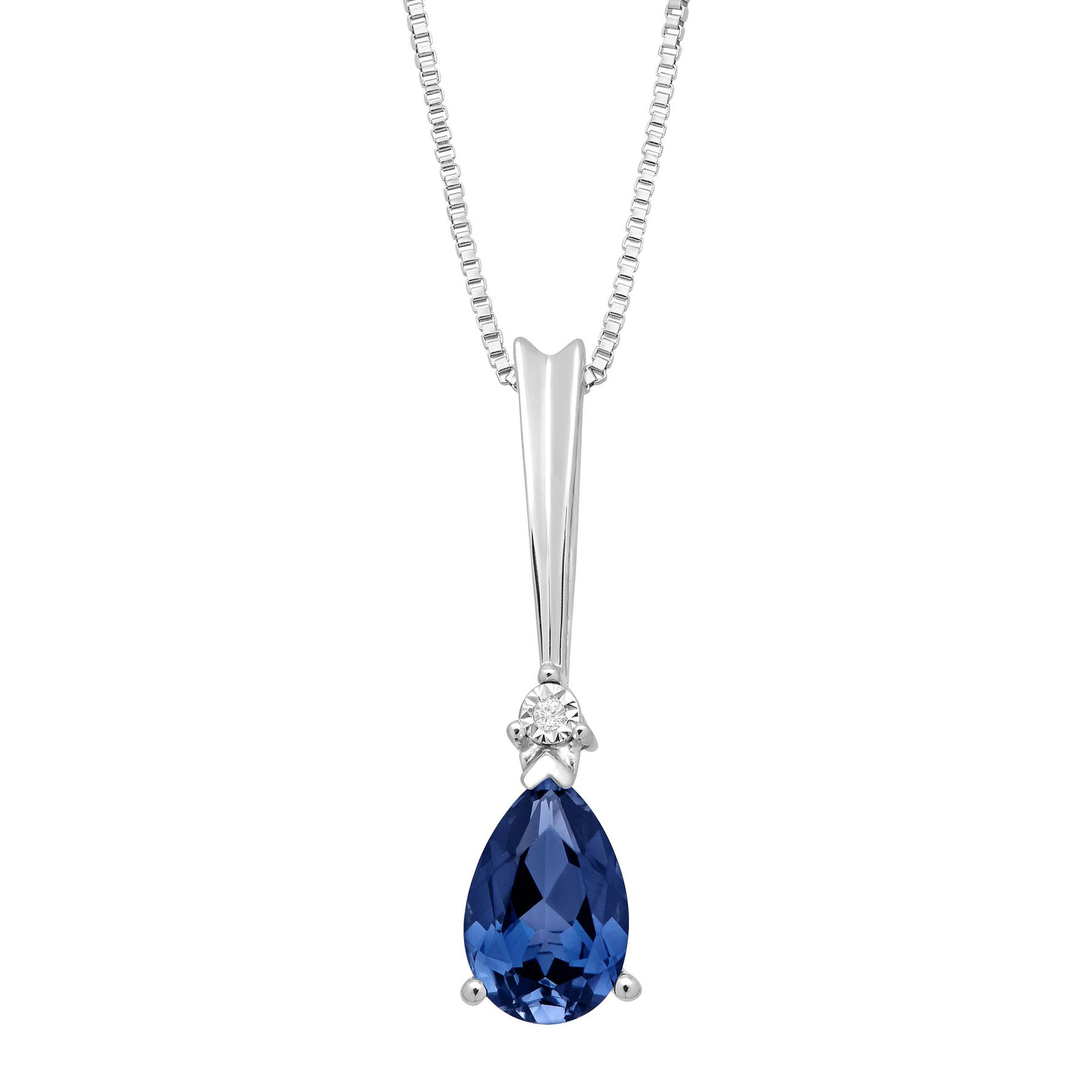 collection ceylon item sapphire necklace estate shreve