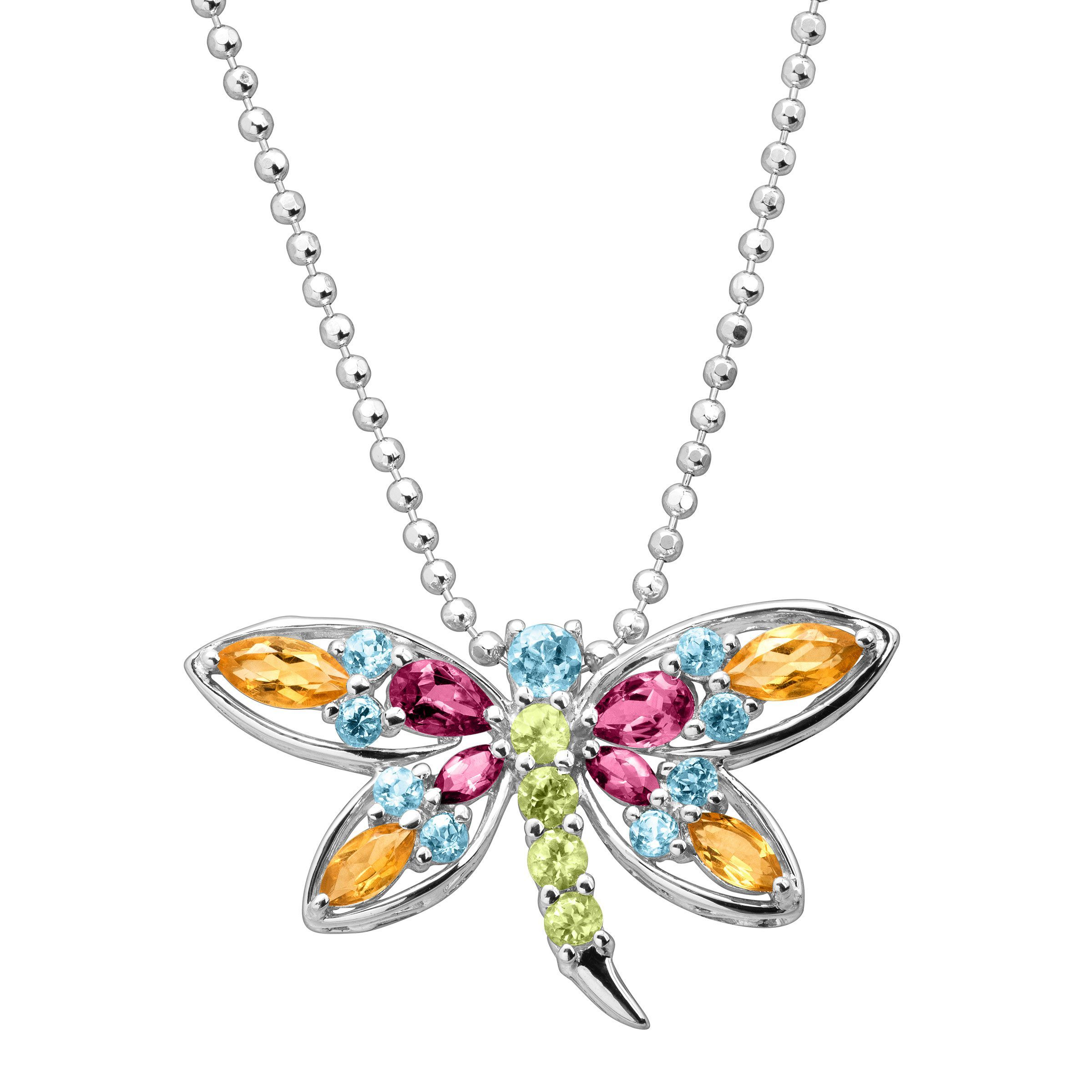 necklace john dragonfly pendant at bartlett lewis estella silver