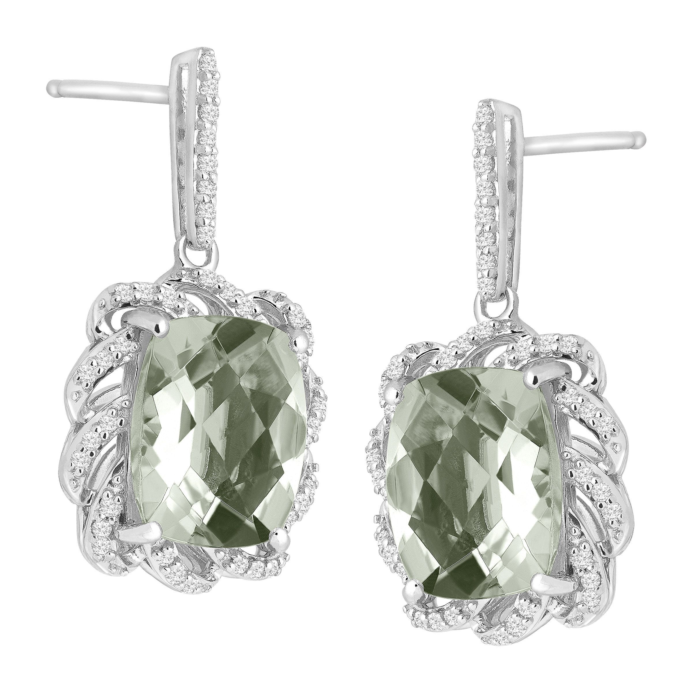 kikimcdonough pair earrings occasion for amethyst pin of a green wonderful statementearrings that special