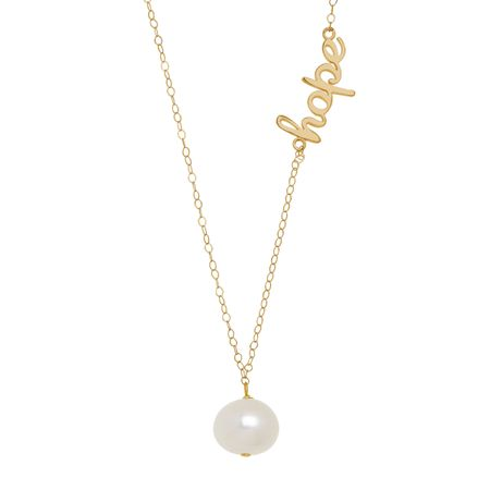 9-10 mm Pearl 'Hope' Necklace