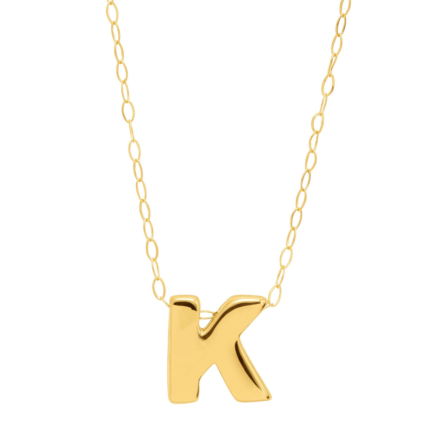 Eternity gold teeny tiny k initial pendant in 10k gold teeny teeny tiny k initial pendant aloadofball Gallery