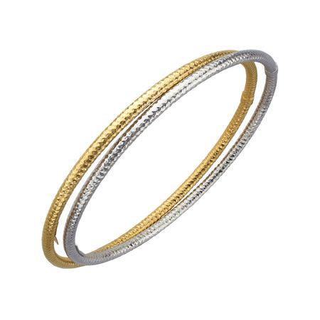 Bangle Bracelets Set