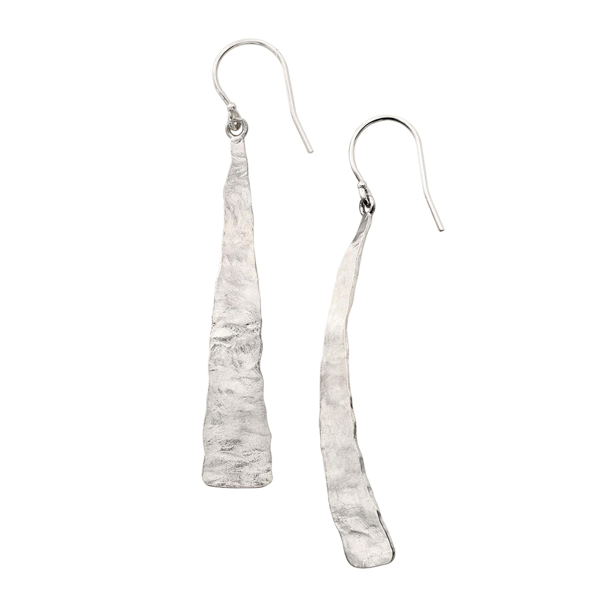 94aadf14c Silpada 'Winding River' Curved Drop Earrings in Textured Sterling ...