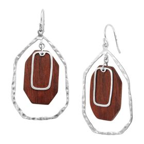 Wildwood Drop Earrings