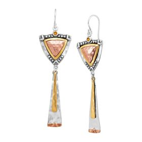 Culture Club Drop Earrings