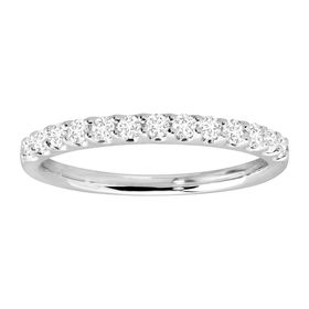 1/3 ct Diamond Wedding Band Ring