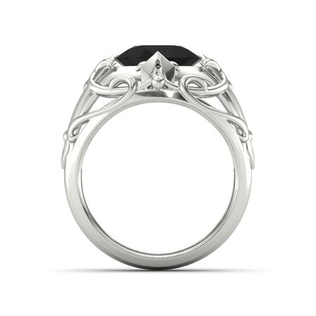 Hearts Crown Ring