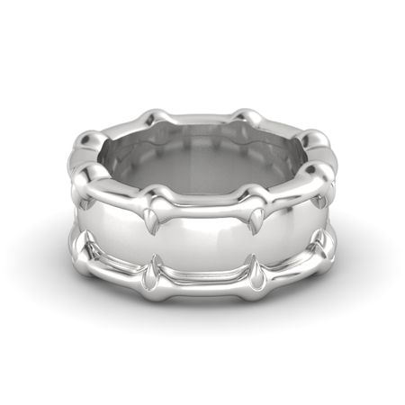 Men S Sterling Silver Ring Talon Ring Gemvara