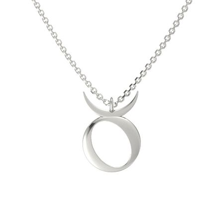necklace taurus products grande kristine silver cabanban jewelry