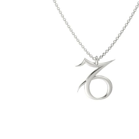 jewelry capricorn zodiac pendant dp necklace