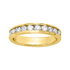 1 ct Diamond Anniversary Band Ring