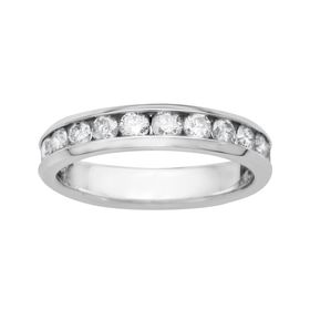 1 ct Diamond Anniversary Band