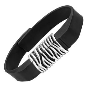 Zebra Print Fitness Band Accessory